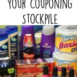 Organizing Your Couponing Stockpile