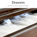 Organizing Your Dresser or Chest of Drawers