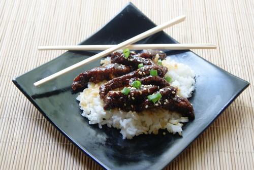 PF Chang Mongolian Beef Recipe
