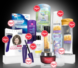 PG CVS Beauty Rebate 300x262 $15 P&G Beauty Mail in Rebate Offer