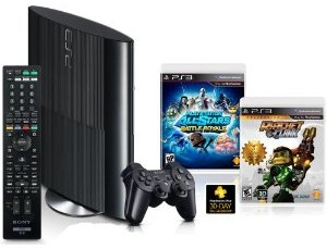 PS33 e1353987815552 Amazon: PS3 250 GB Entertainment Bundle $299