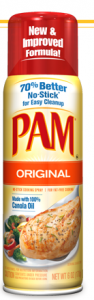 Pam Cooking Spray 94x300 Money Back Guarantee: Pam Cooking Spray