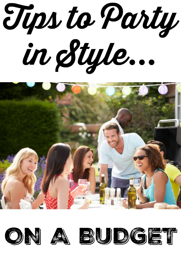 Party in Style on a Budget