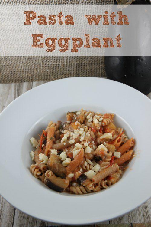 Pasta and Eggplant Recipe