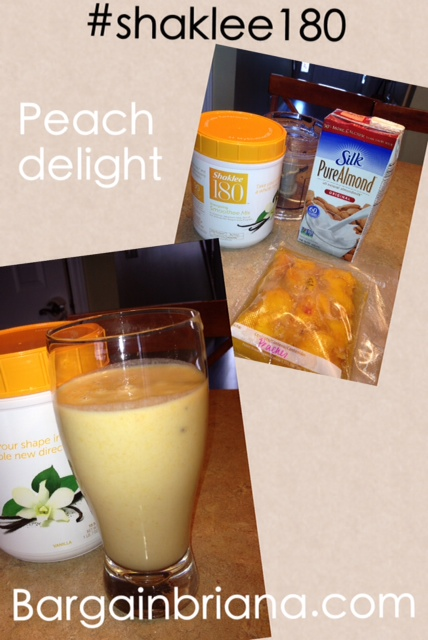Peach Delight Smoothie