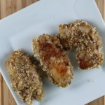 Pecan Crusted Chicken Tenders that are Freezer Friendly