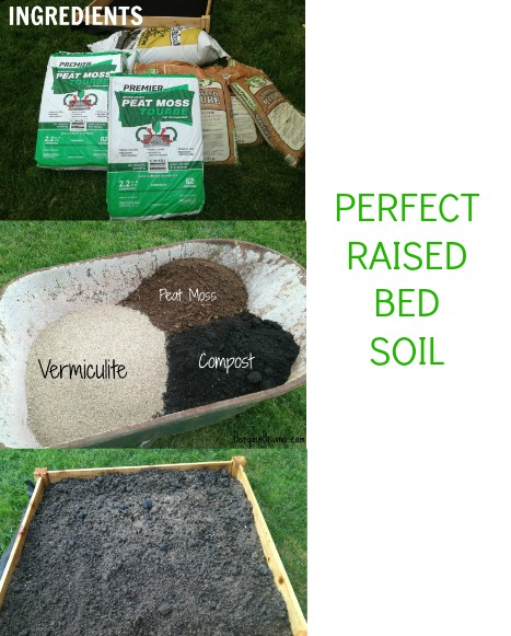 Perfect Raised Bed Soil