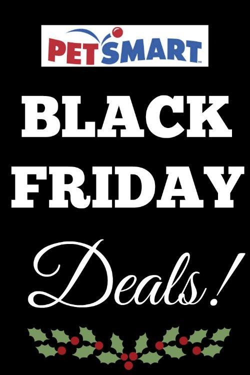 Pet Smart Black Friday Deals