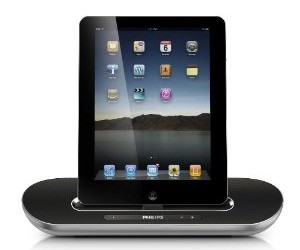 Amazon: Phillips Fidelio Docking Speaker for iPad- Save 40%