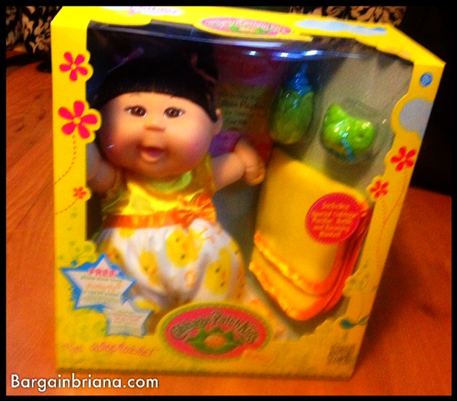 Photo1 14 Cabbage Patch Kids Babies Review + Free Shutterfly Book ($29.99) w/purchase