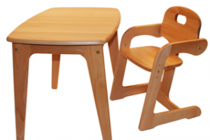 bTrendie: Mini Tipp-Topp Children's Chair and Table Set $79.99