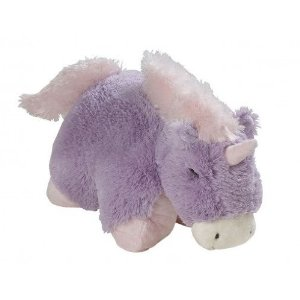 Pillow Pet Lavendar  My Pillow Pets Lavender Unicorn 18 $10.78 Shipped!