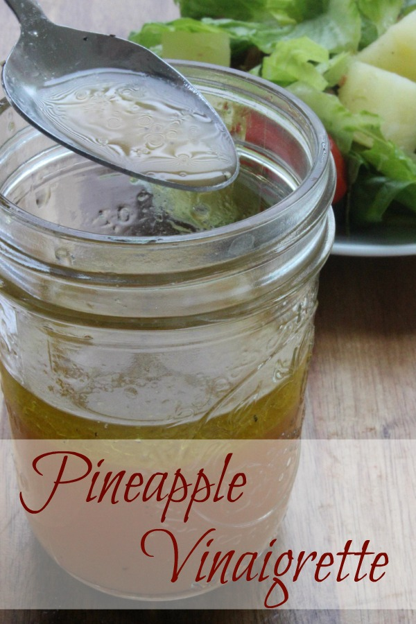 Pineapple Vinaigrette