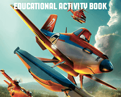 Free Disney Planes: Fire & Rescue Educational Activity Book