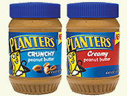 Kraft First Taste: $2 off Planters Peanut Butter