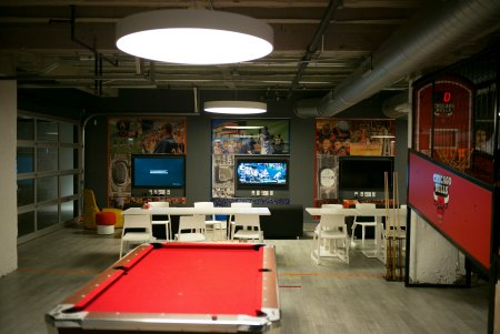 Play Space at Motorola Headquarters