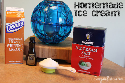 {Indiana Family of Farmers} Summer Fun | Homemade Ice Cream Play & Freeze #FarmsMatter