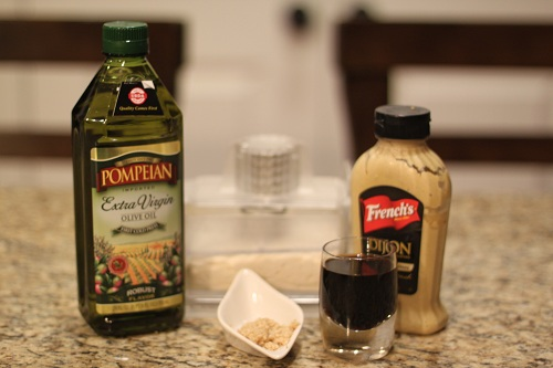 Pompeian Extra Virgin Olive Oil Marinade Ingredient List