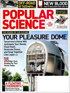 Popular Science 8 226x300 One Year Subscription to Popular Science Magazine $4.99