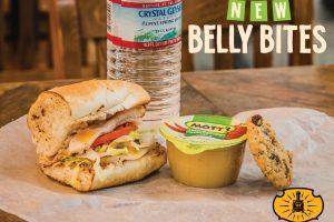 Kids Eat Free at Potbelly Sandwich Shop Thru 8/19