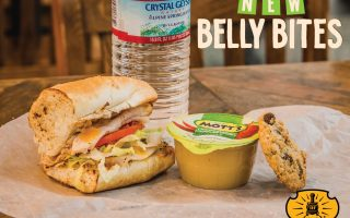 Kids Eat Free at Potbelly Sandwich Shop Thru 8/19