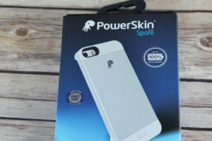 Powerskin iPhone 5S case (Space Grey) PowerStand Charger/Kickstand Giveaway ($100 value)