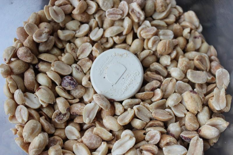 Process Peanuts