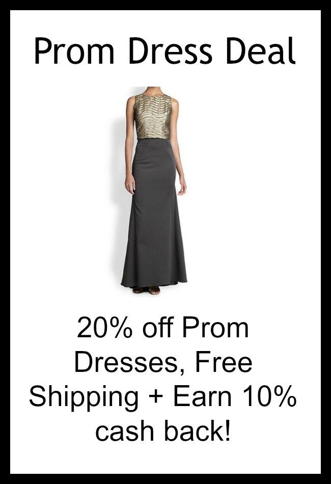 Prom Dress Deal