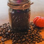 Pumpkin Spice Latte Sugar Scrub is an indulgent and skin softening treatment