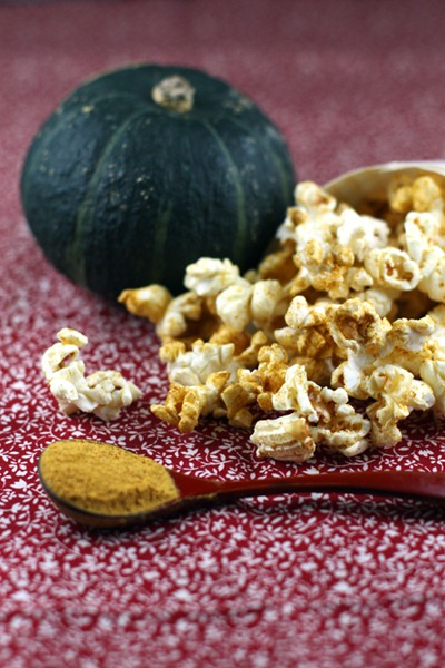 Pumpkin Spice Popcorn1 50 Pumpkin Recipes to Try