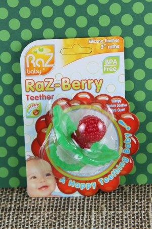 Raz-Berry Teether