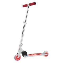 Razor A Lighted Wheel Kick Scooter