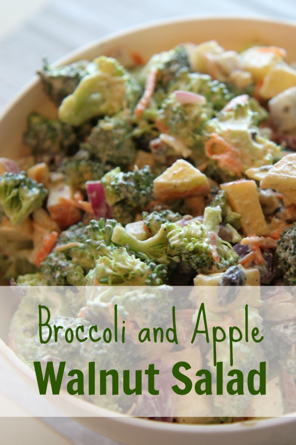 Recipe for Broccoli Salad 2