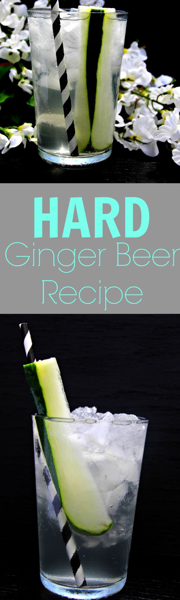 Recipe for Hard Ginger Beer