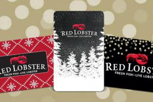 Red Lobster: Spend $50 on Gift Cards, Get a Bonus Card