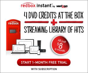 Redbox Instant Video