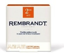 Amazon:  Rembrandt 2-Hour Whitening Kit $7.57 WYS&S