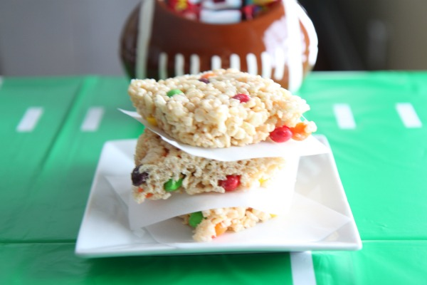 Rice Krispies Skittles