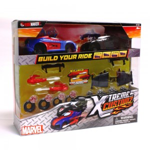 Ridemakerz Xtreme Customz Spider Man Swap 300x300 Ridemakerz Xtreme Customz Car Kits Giveaway | #WinGiveaways