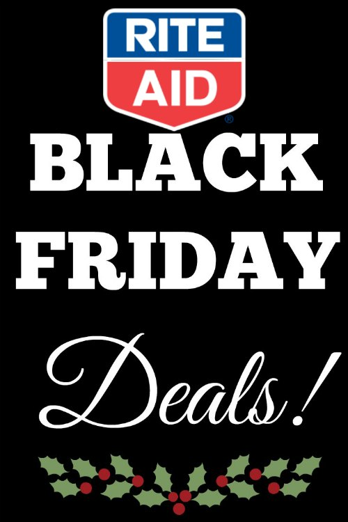 Rite Aid Black Friday Deals