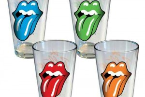 Target.com: $4.98 Rolling Stones Pint Glass Set of 4