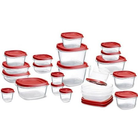 Rubbermaid Easy Lid Storage Set