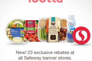 New Exclusive Ibotta Offers for Safeway | Redeem 10, Get $5 Bonus!