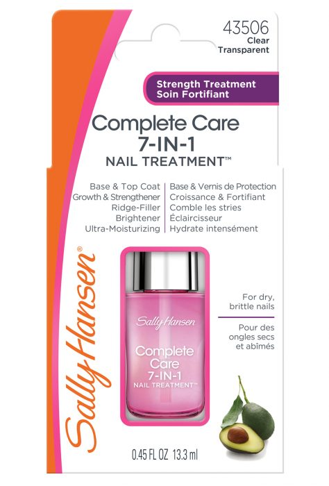 Sally Hansen's new 7-in-1 Nail Treatment