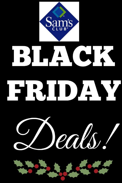 Sams Club Black Friday Ad