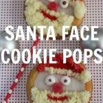 Santa Cookie Pops