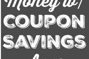 Save Money With Coupon Savings Apps