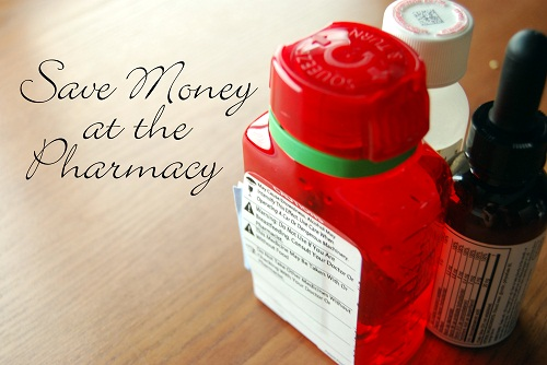 Save Money at the Pharmacy