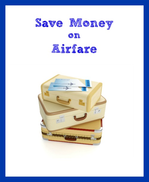 Save Money on Airfare