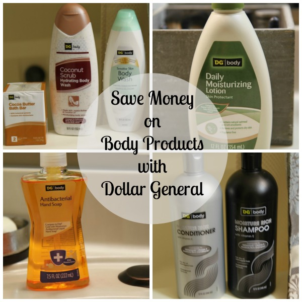 Save Money On Body Products With Dollar General